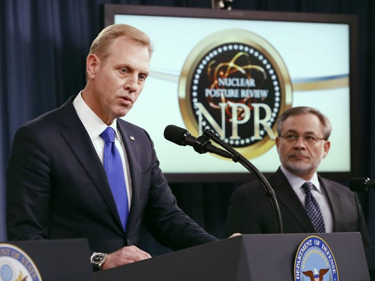 Acting Defense Secretary Patrick Shanahan