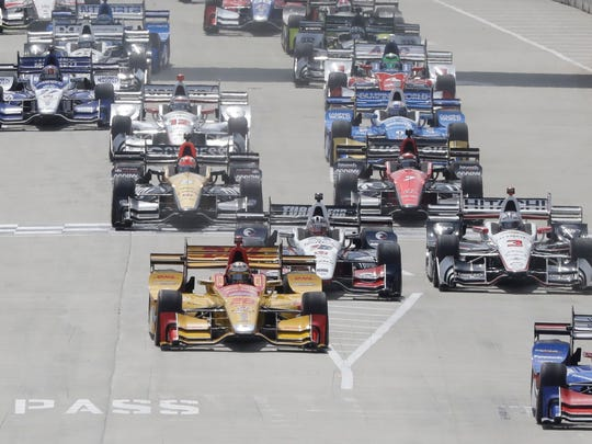 Environmentalists have raised concerns about racing