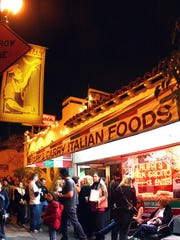 What is Italy without pizza? Fillippi's Pizza Grotto began in 1950 in Little Italy.
