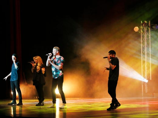 Review: Pentatonix showcases pop and power