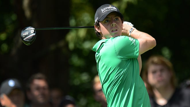 Rory McIlroy was a dominant winner at the 2012 BMW Championship at Crooked Stick Golf Club in Carmel.