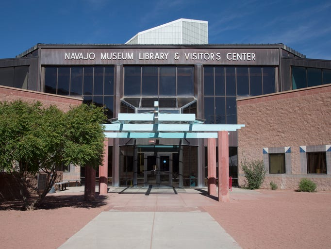 The Navajo Nation Museum will have the original Treaty