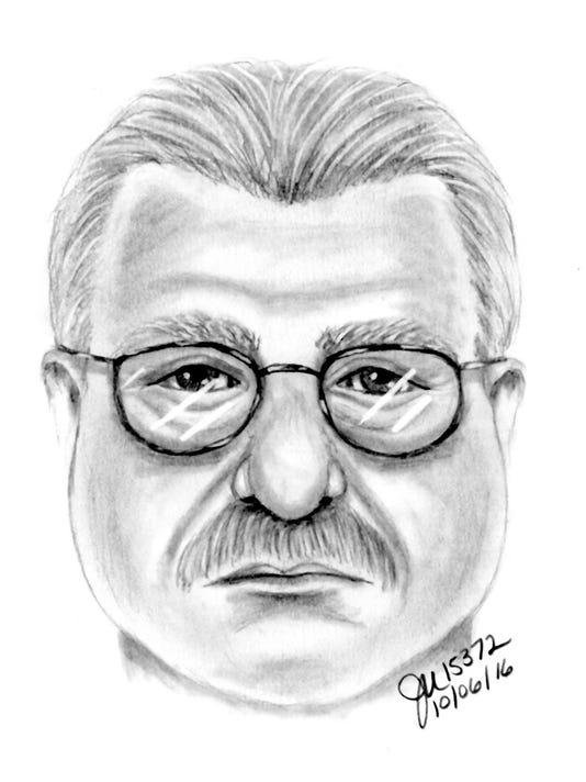 Mesa PD composite sexual assault suspect