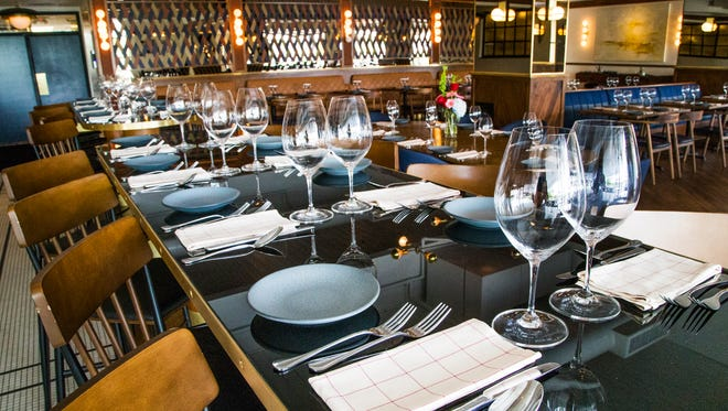 The Fat Ox restaurant in Scottsdale is an upscale Italian eatery.
