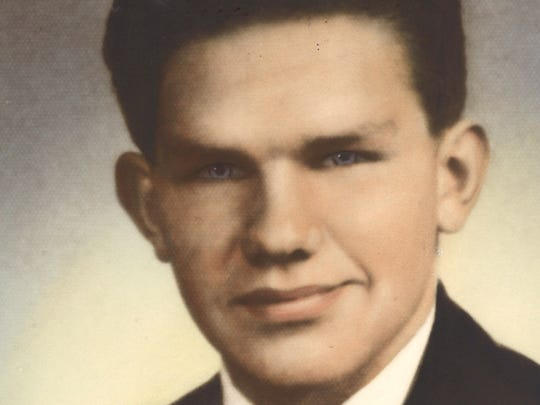 Army Spc. Melvin B. Cook, a 1965 graduate of North