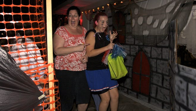 FILE PHOTO: Tim Farsi's house in Lehigh Acres was turned into a haunted house for trick-o'-treaters.