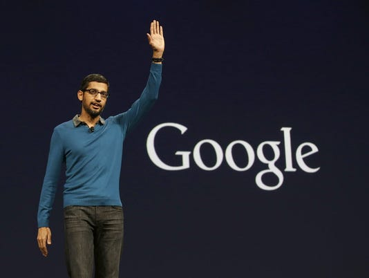 Google CEO: 'Devices' will be things of the past
