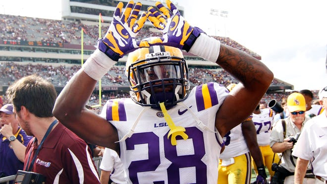 Jalen Mills was suspended from the LSU football team.
