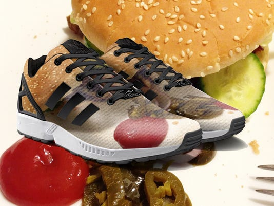 604001ccb5aa Adidas lets customers put Instagram photos on shoes