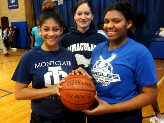 Immaculate Conception (Montclair) girls basketball