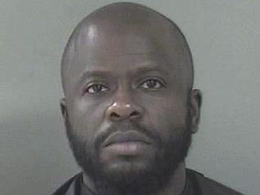 Charles Hudson crime jail mugshot