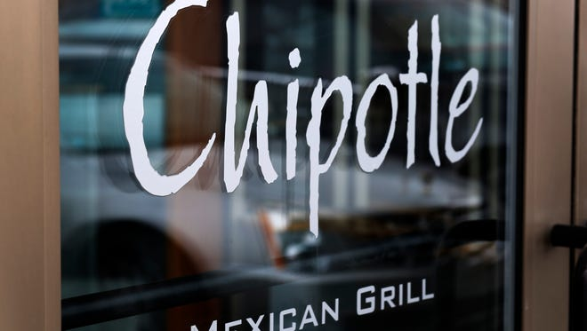 Chipotle said earlier this month that it plans to start charging more for its burritos, bowls and tacos in coming weeks as it faces rising costs for ingredients.
