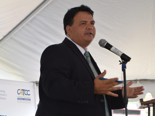 Central Louisiana Technical Community College is seeing growth in students served, which aligns with system goals. Chancellor Jimmy Sawtelle is optimistic the college will meet at least one of those goals ahead of schedule.