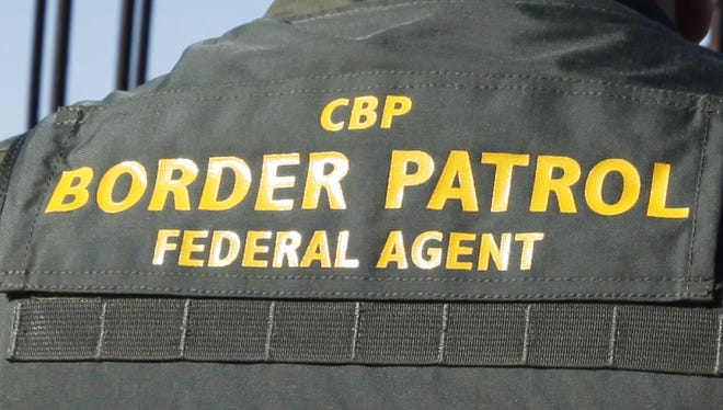Customs and Border Patrol Federal Agents confiscated methamphetamine valued at more than $60,000 in Salton City today.