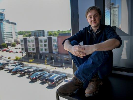 Garrison Snell, founder of Gyrosity Projects talks