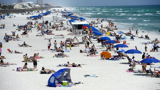 In 2016, more than 112 million visitors came to Florida and spent $109 billion