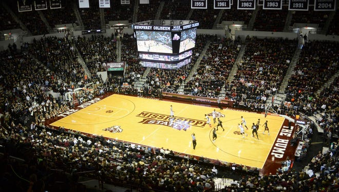Mississippi State will have a new playing surface next season. It'll cost $130,000, but replace a 15-year-old court that was too hard for coach Ben Howland's liking.