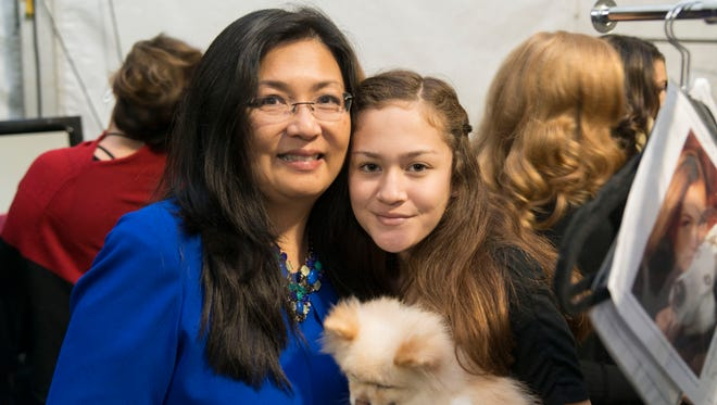 D&C's Mary Chao and daughter Noelle Nafus to model at benefit fashion show for ONYA.