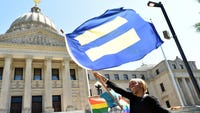 Mississippi's controversial law allowing denial of services to same-sex couples takes effect Friday.