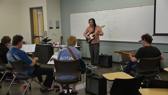 A Guitar Workshop Plus program is scheduled between July 31 and Aug. 5 at Middle Tennessee State University.