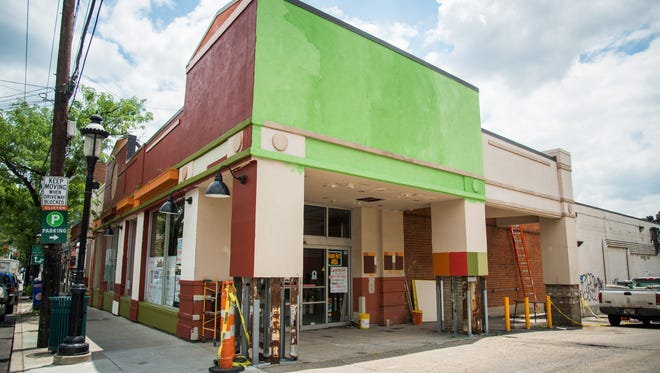 Construction and painting of the former Keller's IGA is currently underway for the Clifton Market on Ludlow Avenue. Project managers expect the store to open in late September.