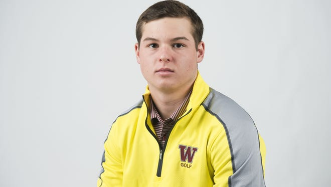 Windsor's Cole Krantz finished third at the Class 4A state tournament.