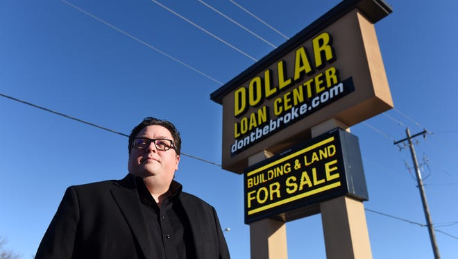 Chuck Brennan, founder and CEO of Dollar Loan Center, will be closing the South Dakota locations due to the ballot initiative that eliminated shot term lending from the state.
