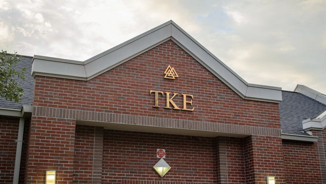 Tau Kappa Epsilon started 2017 by hosting a roundtable event discussing sexual assault.