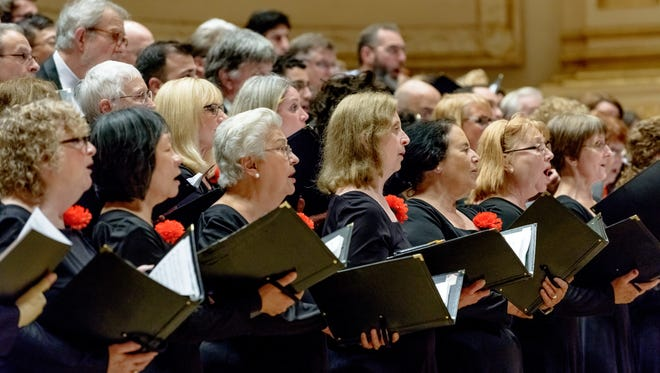"""The program, full of pomp and circumstance, promises an evening of majestic entertainment in the """"sparkling acoustics"""" of the Concert Hall at Drew University."""
