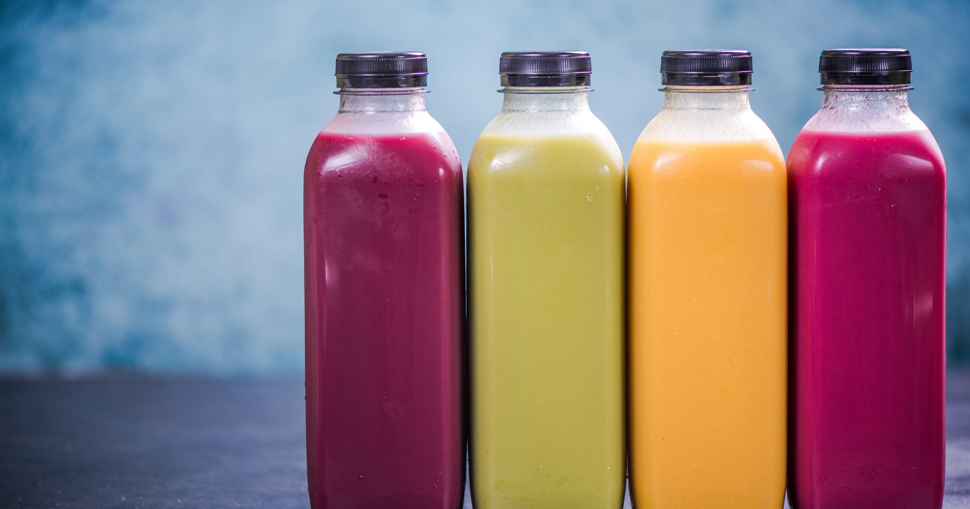 Body Detox Do Juice Cleanses Work