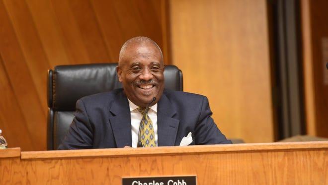 Englewood City Council member Charles Cobb. Dec. 6, 2016 FILE PHOTO.