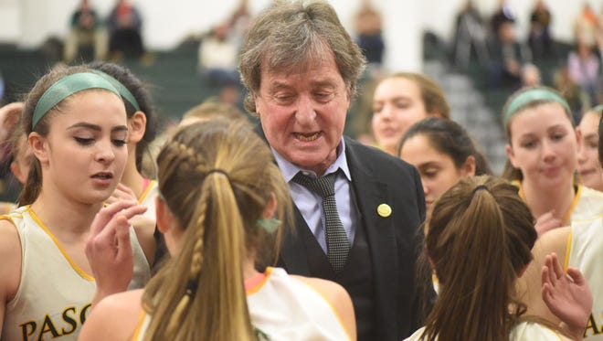Pascack Valley coach Jeff Jasper is 1 win away from his 1,000th career win