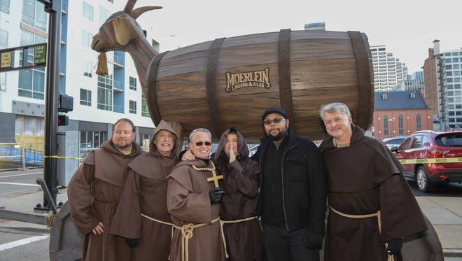 The best festival in Cincinnati may just be the annual Bockfest, now in it's 26th year.