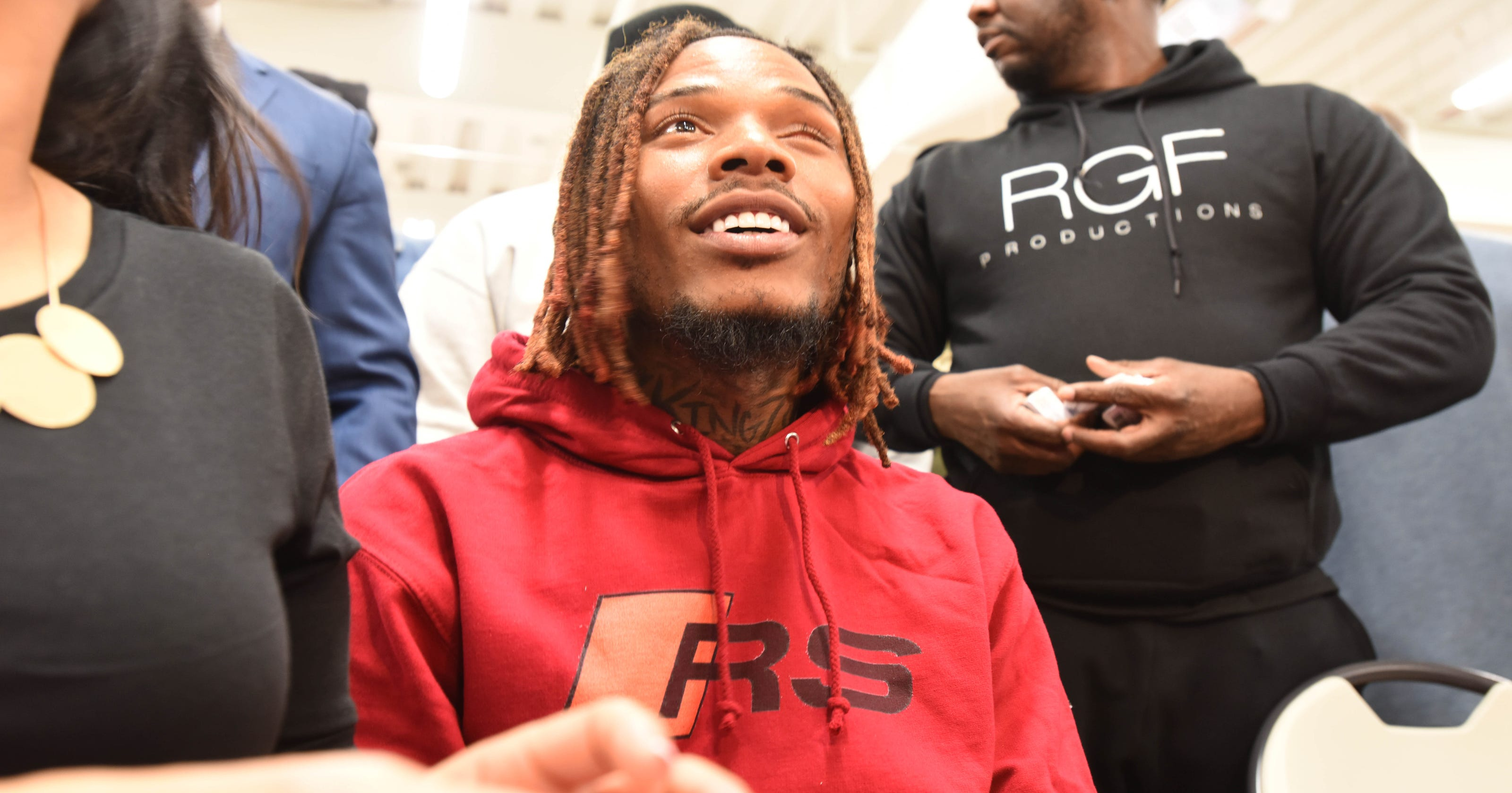 Fetty Wap won't testify against Paterson men accused of