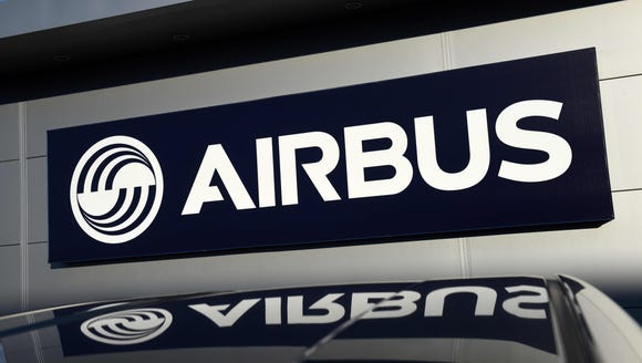 This file photo from Dec. 1, 2016, shows the Airbus
