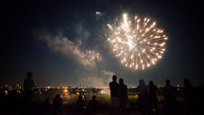 With the Fourth of July just days away, here are a few safety guidelines, restrictions and information on how to properly use fireworks this year.