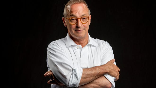 Author David Sedaris in New York on Aug. 3, 2018.