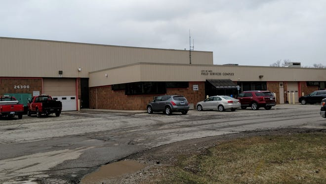 The Field Services Complex in Novi will see major renovations after the city council approved them in March.