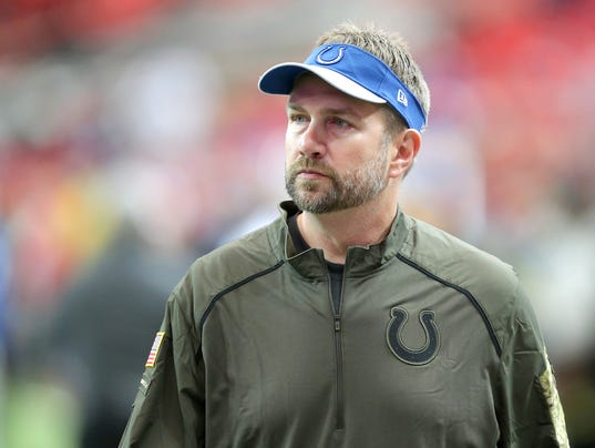 Mercedes Des Moines >> Can you hear me now? Colts confront communication issues