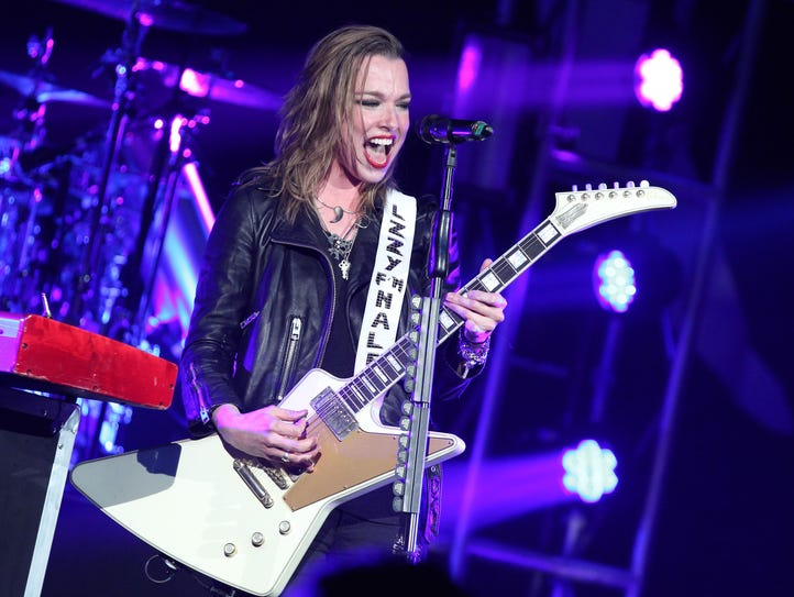10/12: Halestorm | It could be argued that their sound