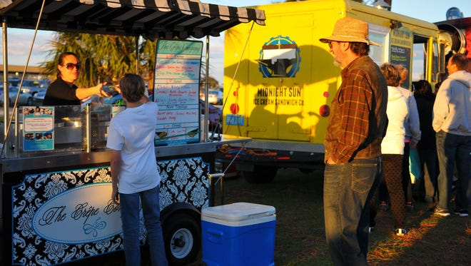 Food truck events are going strong in Melbourne, Titusville and throughout the country.