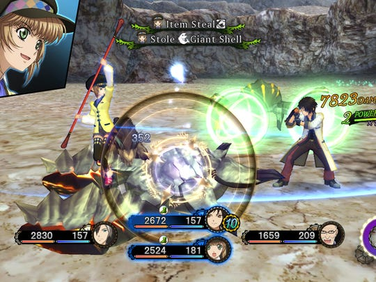 """""""Tales of Xillia 2"""" features an active battle system that lets you control characters in real time."""