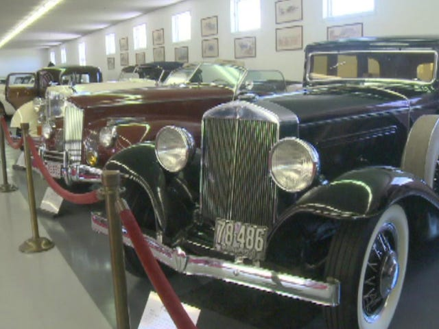 Bob Bahre to exhibit his collection of classic cars