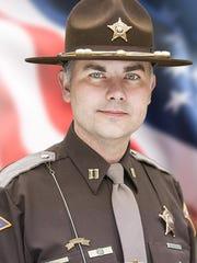 Hamilton County sheriff's candidate Dennis Quakenbush