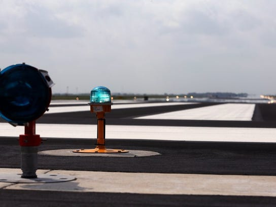 Runways at Corpus Christi International Airport remained remain open on Tuesday, after the region was hit by a blast of cold weather. The airport's operations teams were expected to continue monitoring conditions throughout the winter weather event.