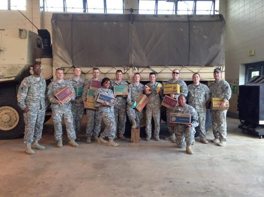 operation cookie drop alabama army national guard gets