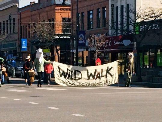 Wild Walk 1