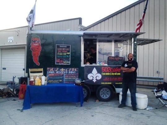 C Smokehouse Food Truck