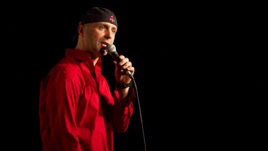 Steve Burr, founder of Comics Against Cancer.