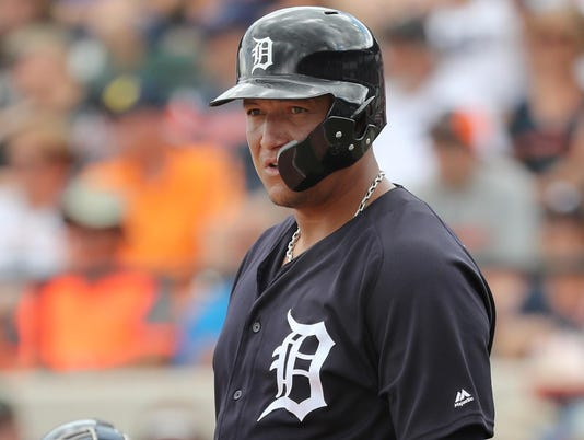 MLB: Spring Training-Tampa Bay Rays at Detroit Tigers